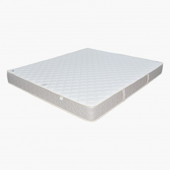 Dual Comfort Support Rebonded Foam Mattress - 180x210 cm