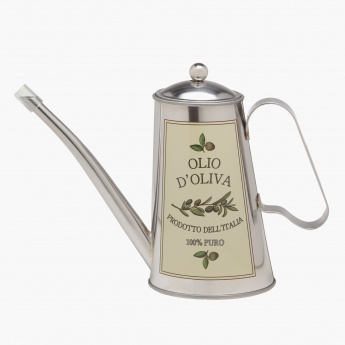 Olive Oil Can