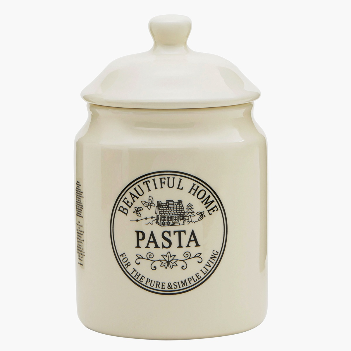 Beautiful Home Spaghetti Jar