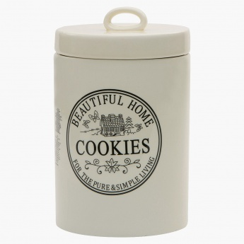 Beautiful Home Cookie Jar