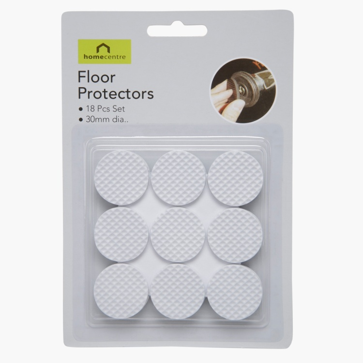 Floor Protecting Pad - Set of 18