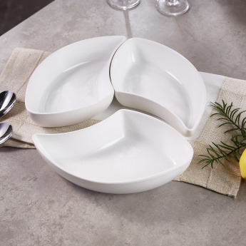 Veton Divided Plate - Set of 3