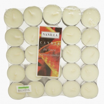 Essentials Scented Tealights - Set of 50