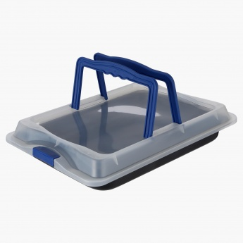 Wuyi Baking Tray with Lid