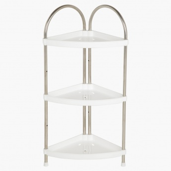 Stainless Steel Bath Rack with 3 Tiers