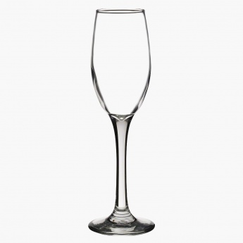 Libbey Arbor Flute Glass - Set of 6