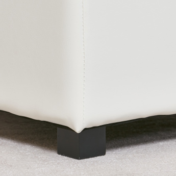 Frost Storage Ottoman - Large