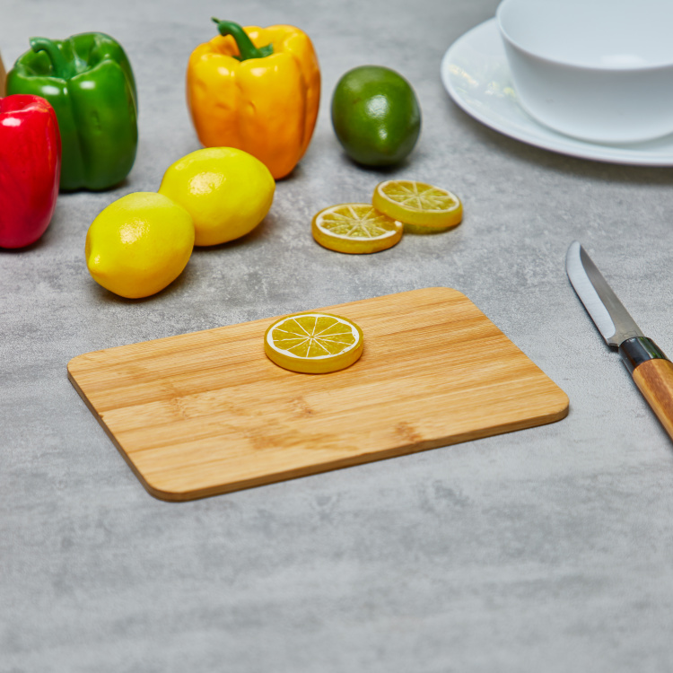 Bamboo Rectangular Cutting Board