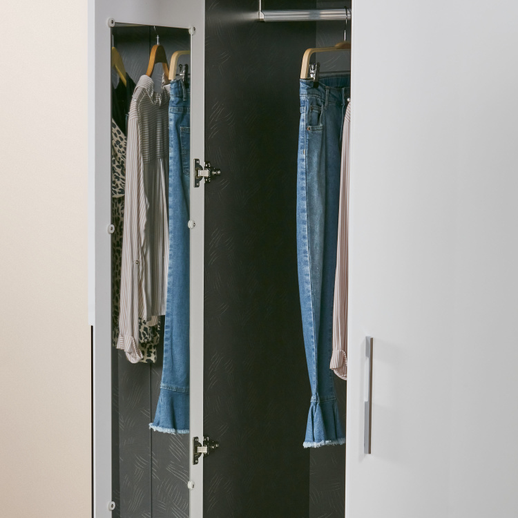 Betrib 4-Door Wardrobe