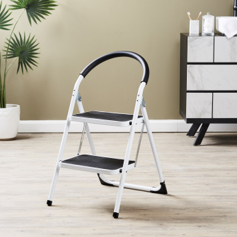 Two-step Bathroom Ladder