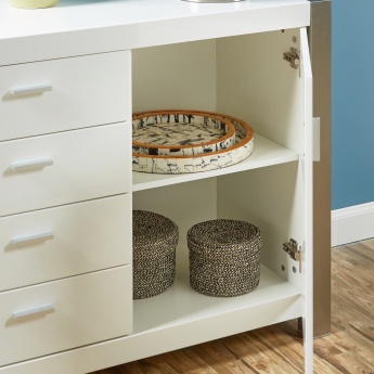 Frost 4-Drawer Buffet with 2-Doors