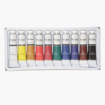 Painting Accessories Oil Paint Colour Set