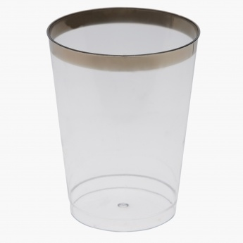Disposable Water Tumblers - Set of 12