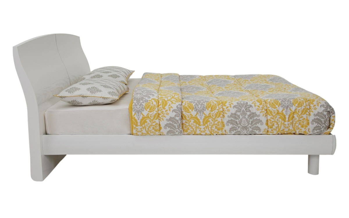 Wave Queen Bed - 155x205 cms