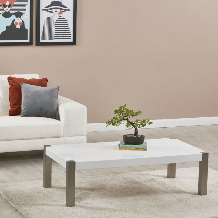 Frost Rectangular Coffee Table