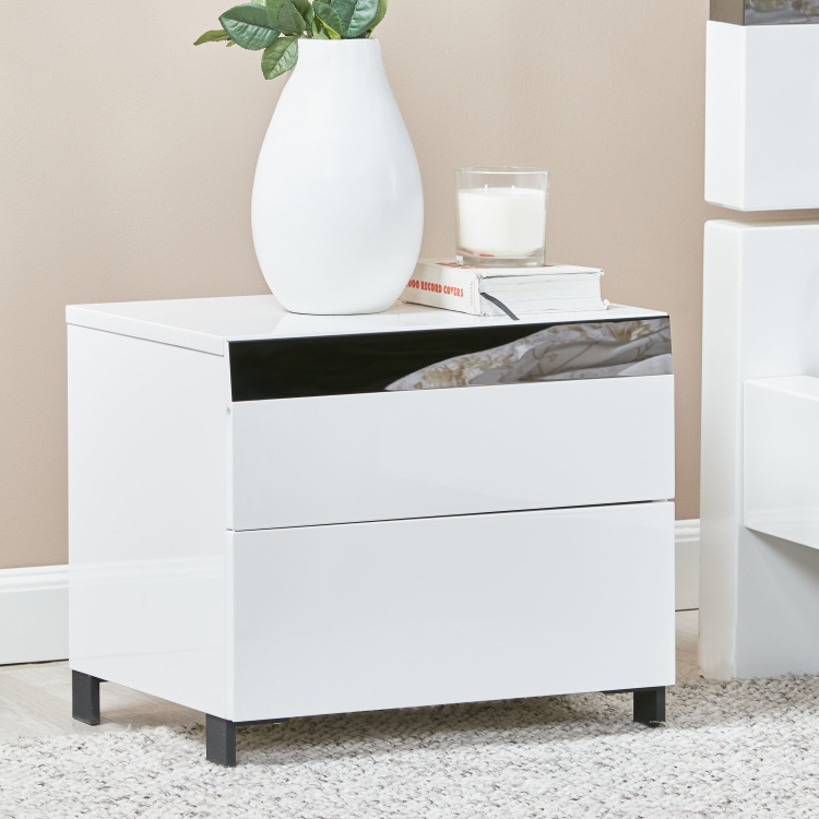 Betrib 2-Drawer Nightstand