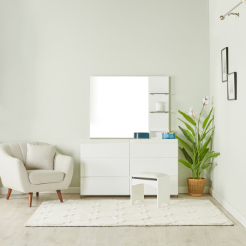 Betrib 6-Drawer Dresser with Mirror