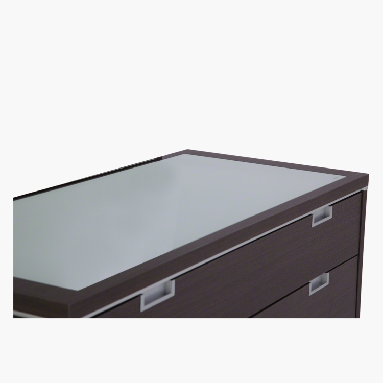 Burband Dresser with Mirror