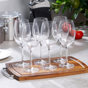 Banquet Degustation Red Wine Glass - Set of 6