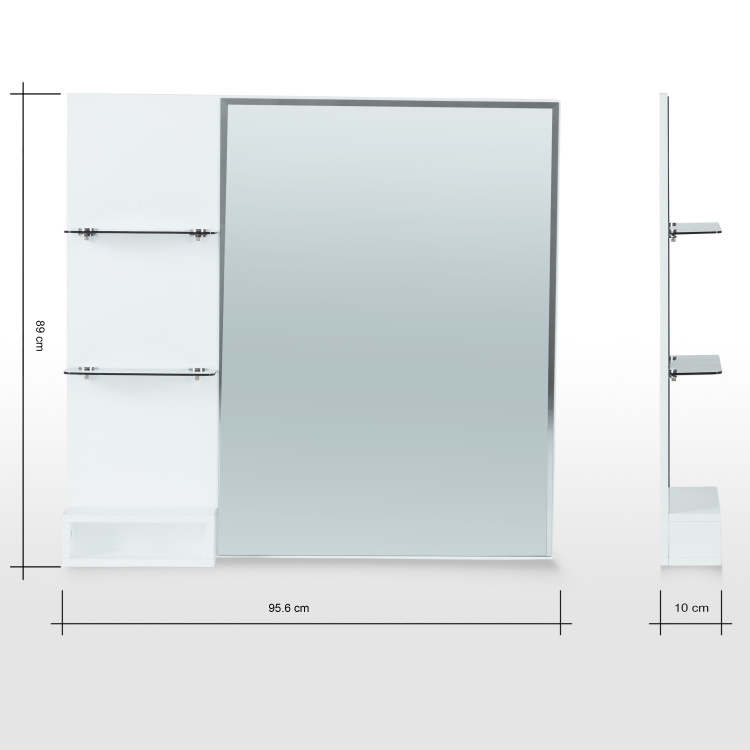 Betrib Rectangular Mirror