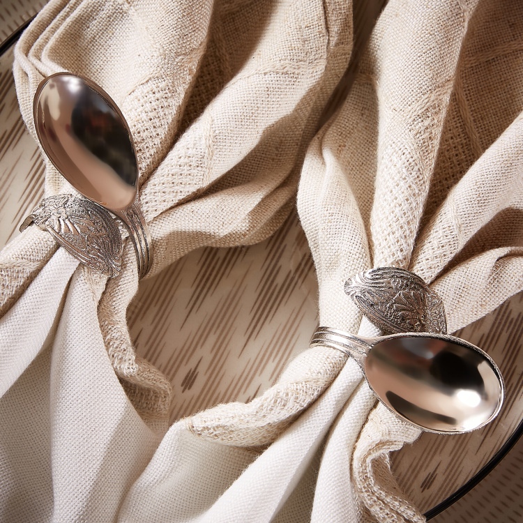 Perry 2-piece Napkin Ring Set