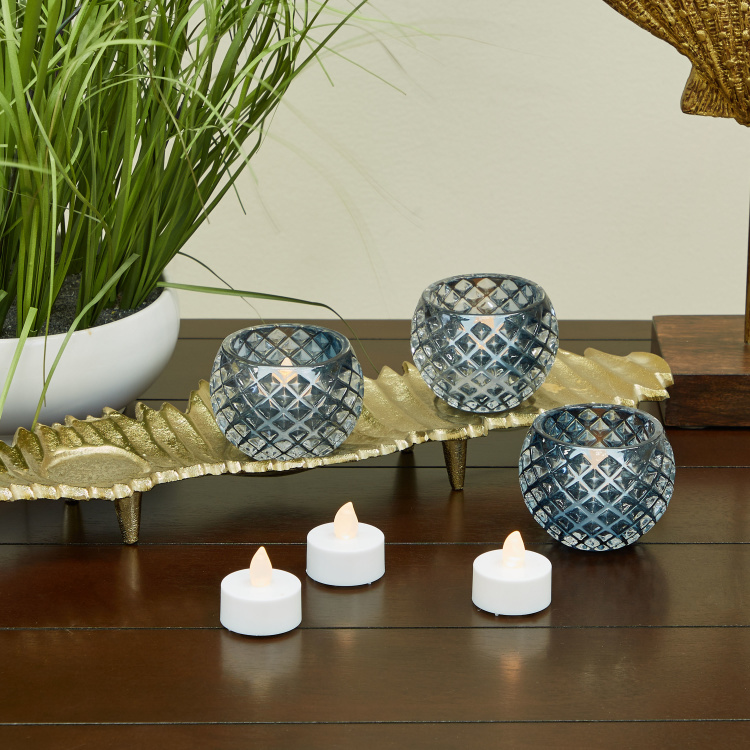 Marribel LED Tealight Candles - Set of 6