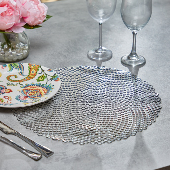 Oxford Round Placemat