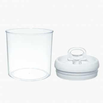 Bianco Fresh Round Canister - 1500 ml