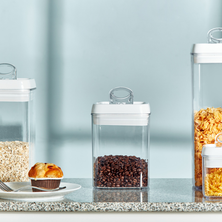 Cubi Fresh Square Canister - 1.7 L
