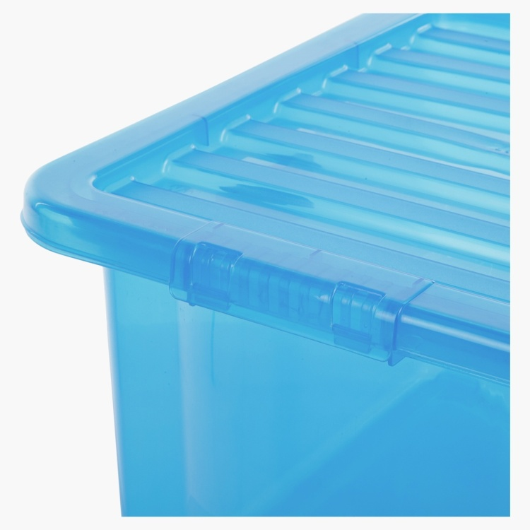 Crystal Box with Lid - 24 L