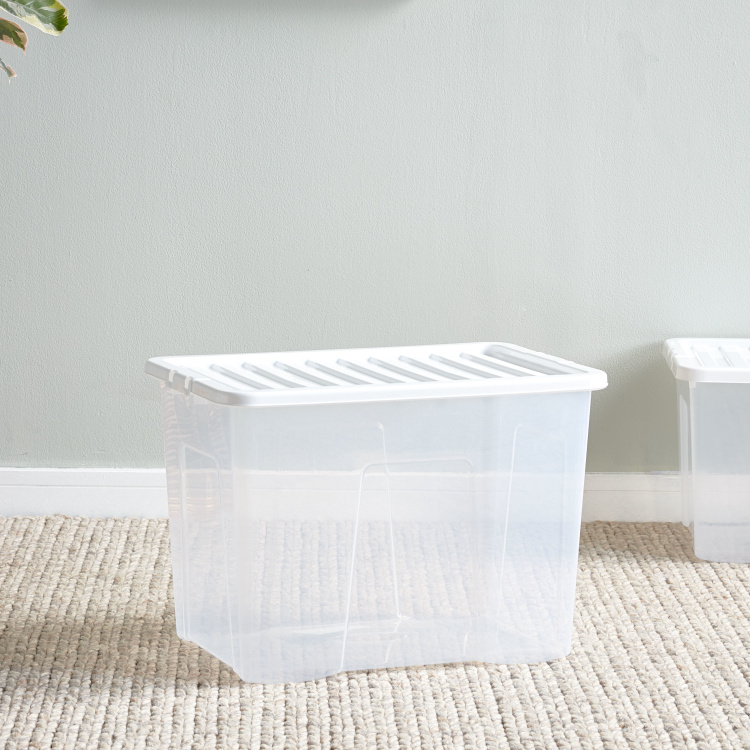 Crystal Storage Box with Lid