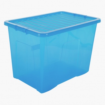 Crystal Box with Lid - 80 L