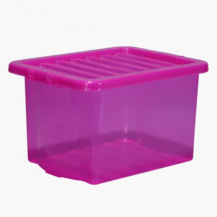 Crystal Box with Lid