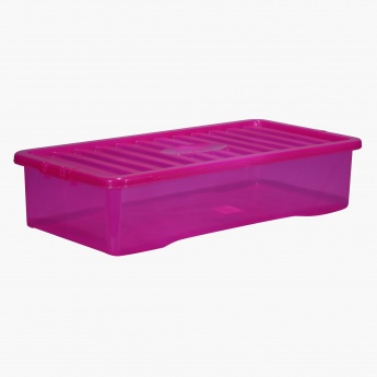 Crystal Underbed Box with Lid