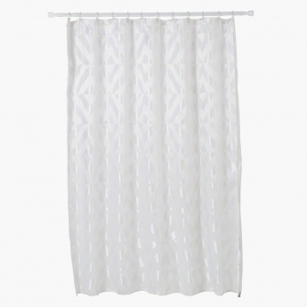 Doris Shower Curtain - 180x180 cms