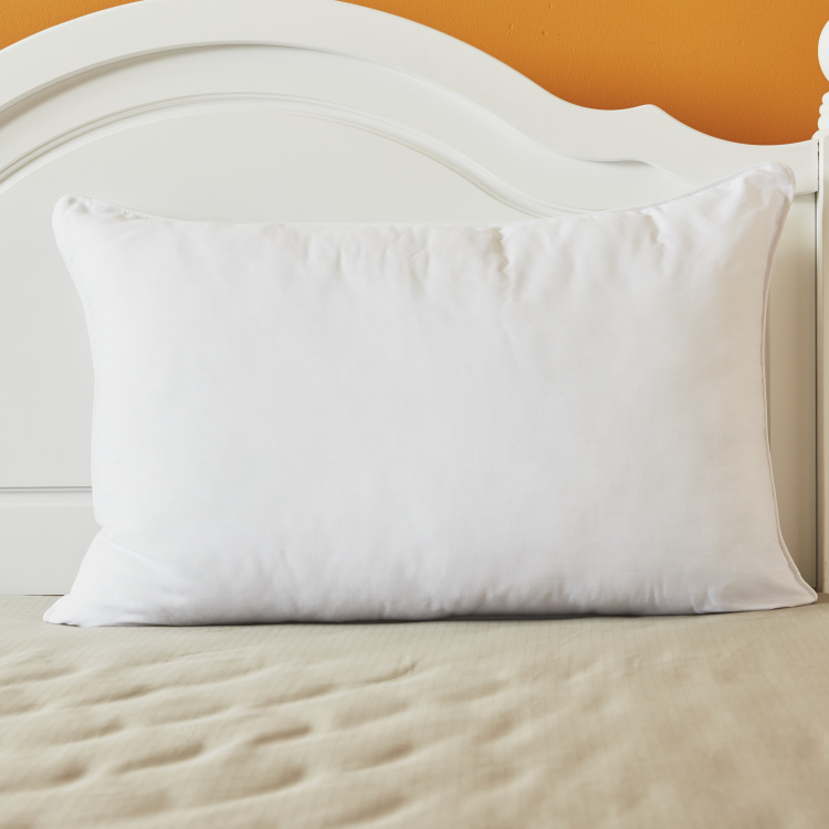 Rectangular Plush Pillow - 50x75 cm