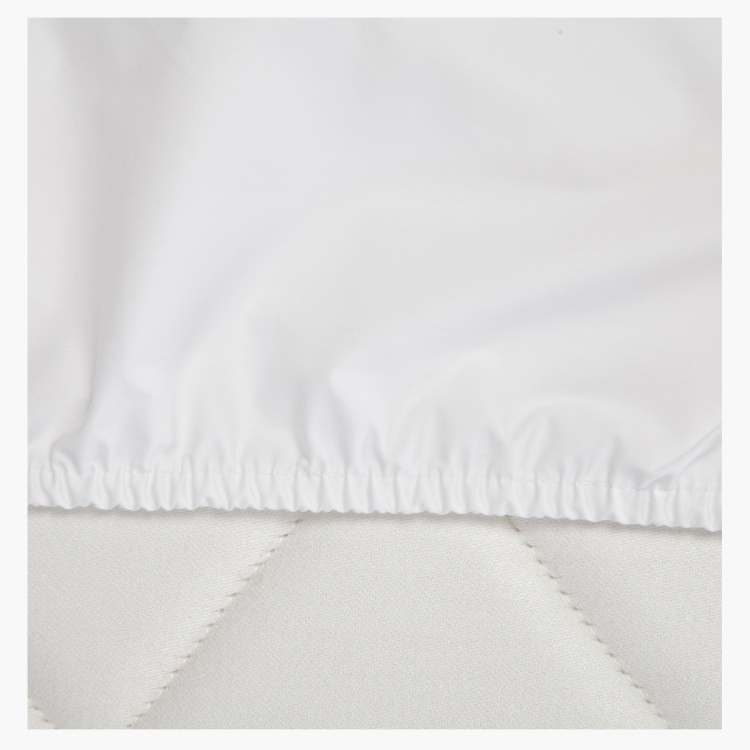 Eternity Single Fitted Sheet 90x190 cms