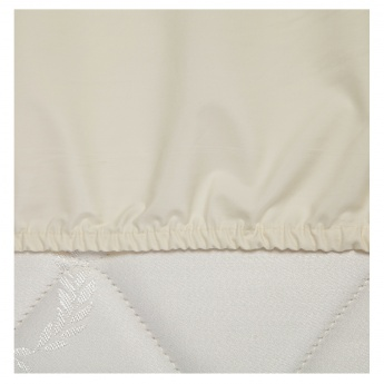 Eternity Full Fitted Sheet 120x200 cms