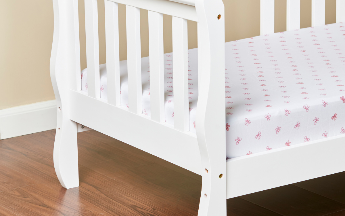Jessie's Toddler Bed - 70x140 cm