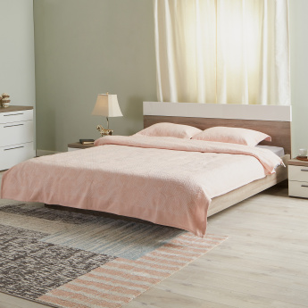 Dublin 4-Piece King Bed Set - 180x200 cms