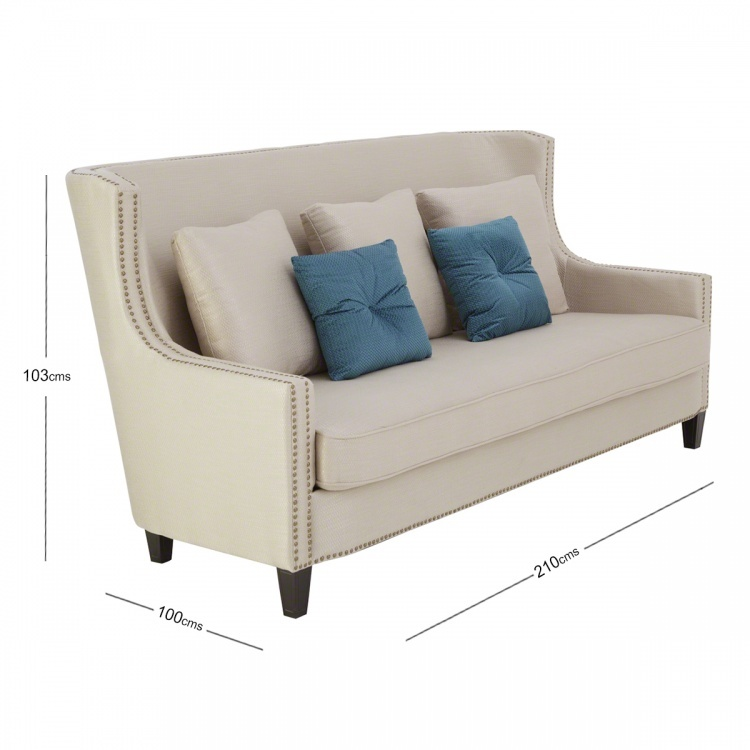 Norah 3-seater Sofa