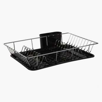 Terrazes Single Tier Dish Rack