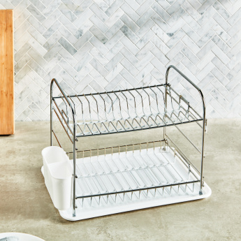 Terrazes Dish Rack with 2 Tiers