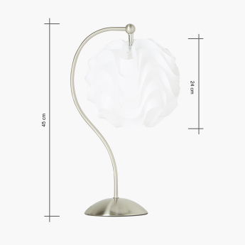 Ripple Table Lamp – 48 cms