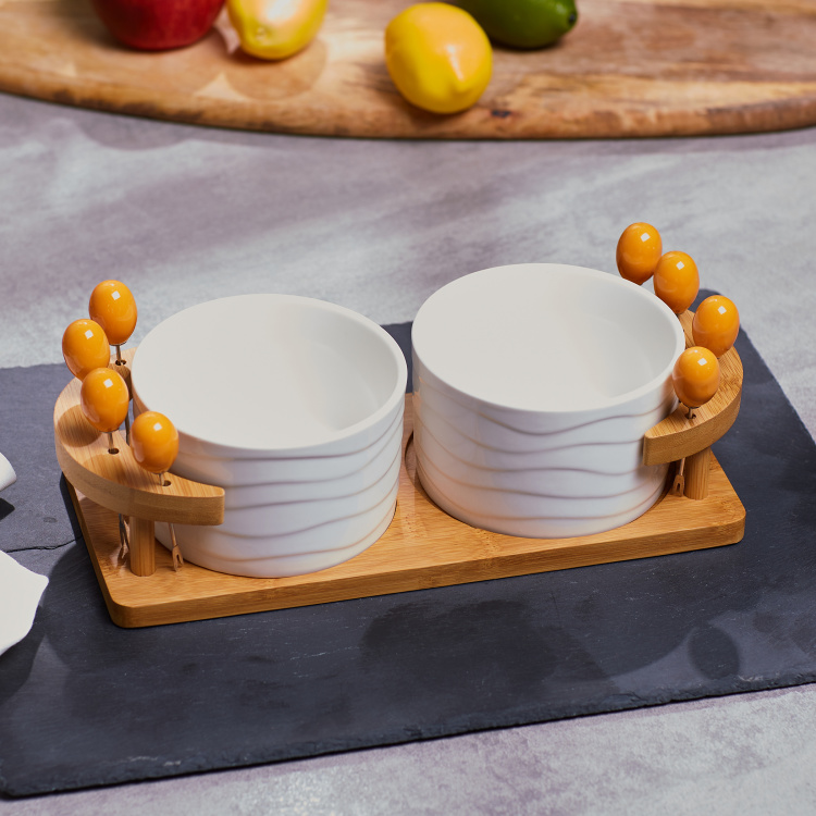 Mojo 11-Piece Serving Set