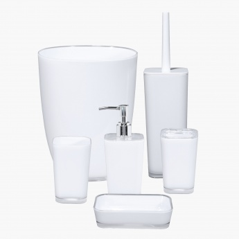 Vanilla 6-Piece Bath Set