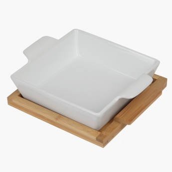 Naturelle Bake and Serve Dish