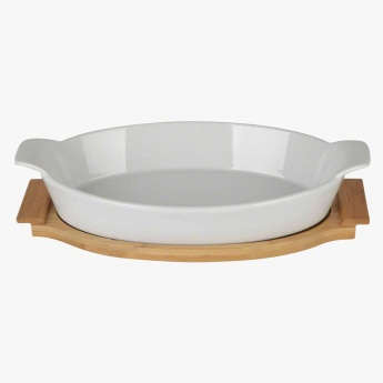 Naturelle 2-Piece Bake and Serve Dish