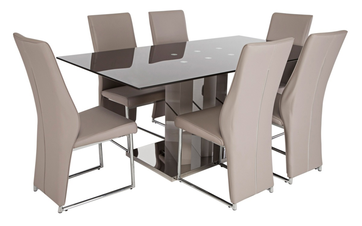Vista 6-seater Dining Set