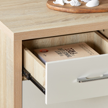 Hayden 2-Drawer Shoe Cabinet with 2-Doors